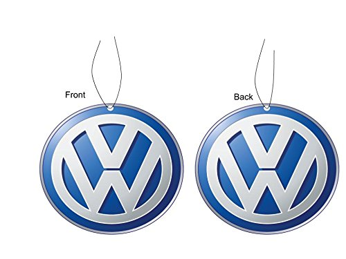 Deodorante per auto con logo VW