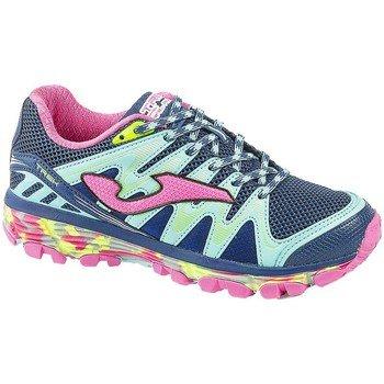 Joma Trek Jr 705 Navy - Scarpe Trail Ginnastica Bambina - Girl's Trail Running Shoes (EU 37)