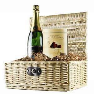 Champagne and Chocolates Hamper