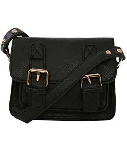 pilotr-mini-simili-cuir-sac-cartable-macy-en-noir-taille-one-size