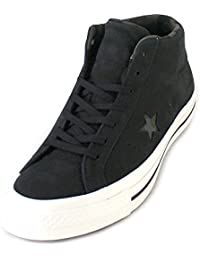 Converse Unisex Adults' Lifestyle One Star Mid Nubuck Fitness Shoes