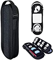SIDE BY SIDE_POWER PACKER Travel Tech Pouch Organiser - Electronics & Cord Case - Cables & EDC Gear Ba