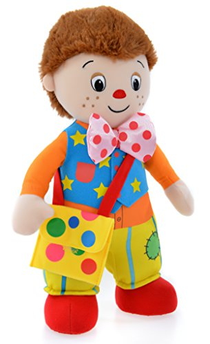 Image of Mr Tumble Soft Toy with Lights and Sounds, 30cm