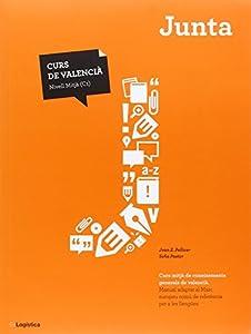 Junta curs de valenciá nivell mitjá (C1) con CD editado por Adonay
