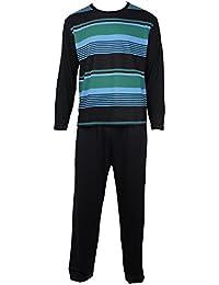 Hommes Salon PJ Pyjamas Set Vêtement De Nuit Pyjamas 2 Pièces Set Pyjama Pour taille M-XXL