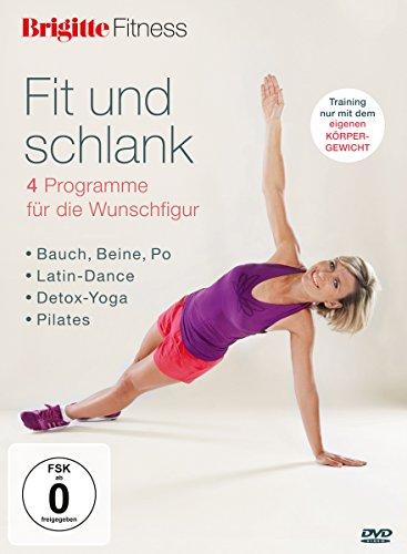 Brigitte Fit & Schlank - 4 Programme für die Wunschfigur