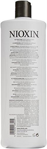 * Nioxin, System 4, Shampoo, 1 L confronta il prezzo