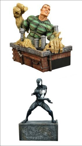 Spider-Man Sinister 6 Sandman Medium Statue by Diamond Comic Distributors (Statue Sandman)