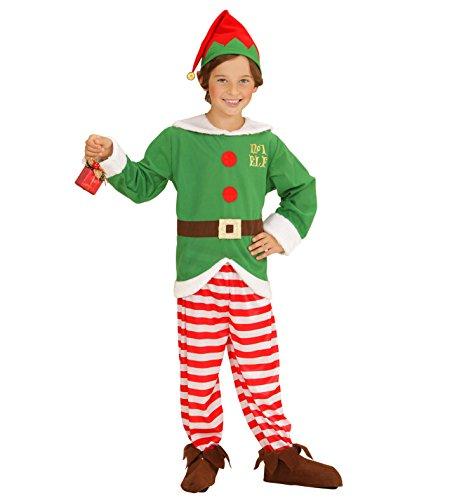 Panelize Weihnachtself Weihnachtswichtel Kinder Elf Wichtel Gehilfe vom Weihnachtsmann ()