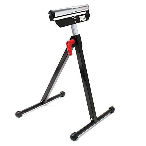 Rollenständer bis 60kg höhenverstellbar 68-110 cm, aus Metall