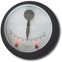 Lilley & Gillie Clinómetro indicador de luz roja, náutico Marino