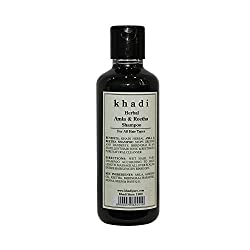 Khadi Herbal Amla & Reetha Shampoo - 210ml
