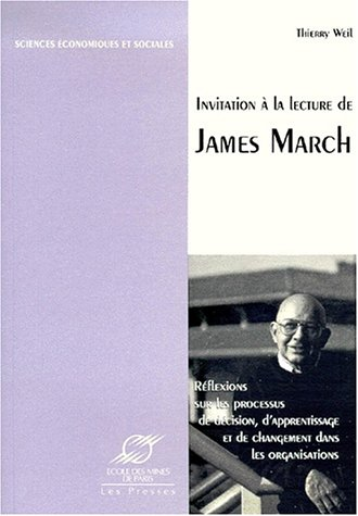 Invitation à la lecture de James March