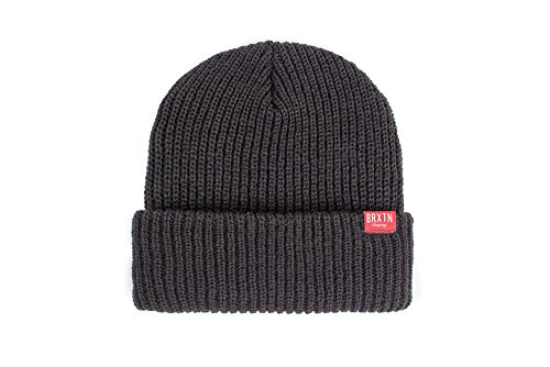 Brixton Redmond Beanie Headwear black/Red