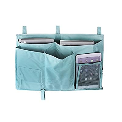 Multipurpose Room Caddy Bedside Pocket Storage Organiser for Bedroom Cabin Beds Nursery Baby Phone - low-cost UK light shop.