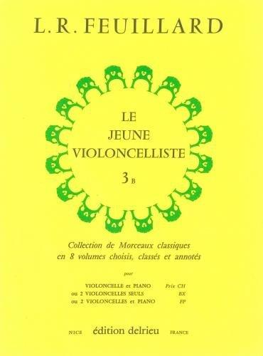 Jeune violoncelliste (Le) Volume 3B