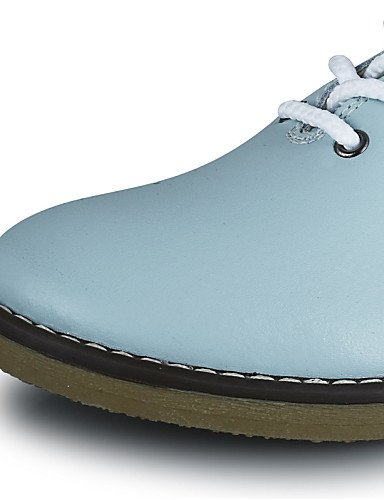 ZQ 2016 Scarpe Donna - Stringate - Matrimonio / Tempo libero / Ufficio e lavoro / Formale / Casual / Sportivo / Serata e festa -Comoda / , light blue-us8 / eu39 / uk6 / cn39 , light blue-us8 / eu39 /  light blue-us8 / eu39 / uk6 / cn39