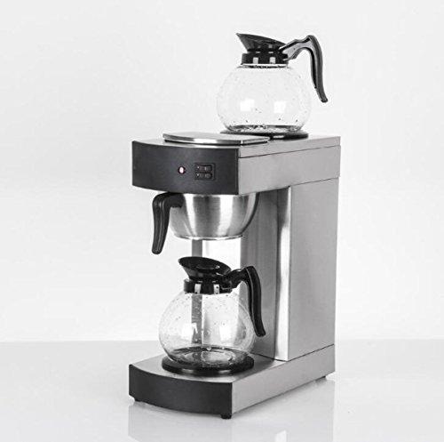 Kaffeemaschine Kaffeemühle Kommerziellen Amerikanischen Kaffeemaschine Tee Maker Tee Maker Glas Topf Tropf Maschine Lebensgeschenke