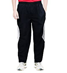 Akash Men,s Sports Wear Lower _ Black