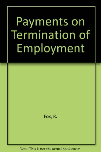 Payments on Termination of Employment