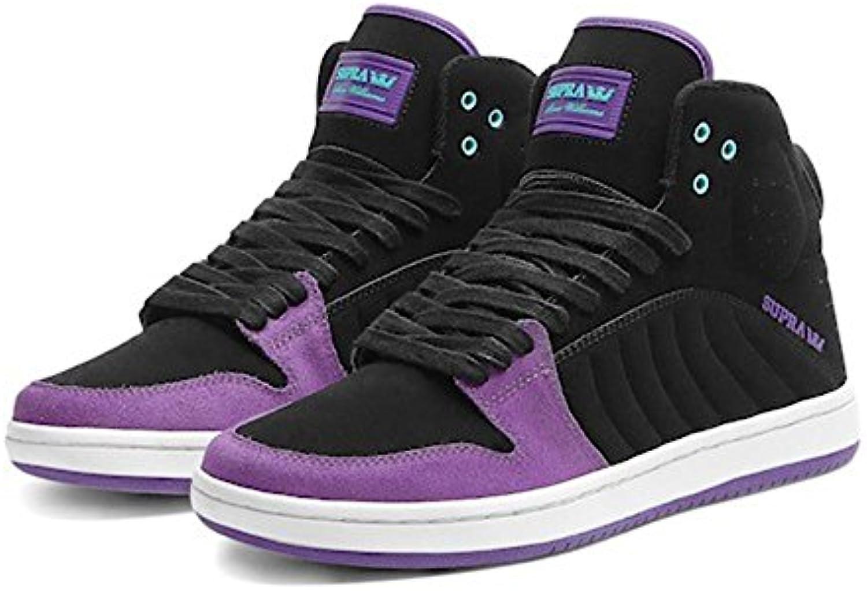 Supra skateboard shoes S1W Williams Purple / Black / White, shoe size:42.5  -