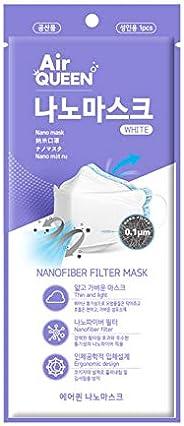 Air Queen Korea Nanofiber Filter Mask - 1 piece