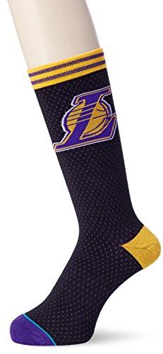 Lakers Jersey Socken black Größe: L Farbe: black