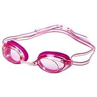 (pink) - Speedo Junior Vanquisher 2.0 Swim Swimming Competition Stylish Goggles Pink