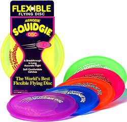 Aerobie Squidgie Disc - Die Kinderscheibe!