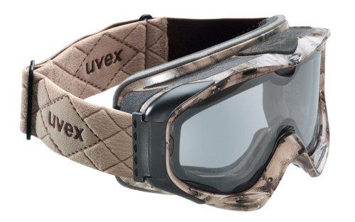 Uvex Uvision Pro ML Goggle, unisex, U557204, Rivet Brown Matte