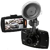 GLOW Dash Cam Portable Camera- Mini Digital Video Camcorder for Cars, Vans, Trucks