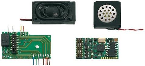 Preisvergleich Produktbild Märklin 60945 - Sound-Decoder-Dampflok mit Leiterplatte