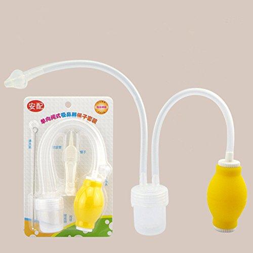 EQLEF® Baby-Nasensauger Bestes Baby Nase Unblocker