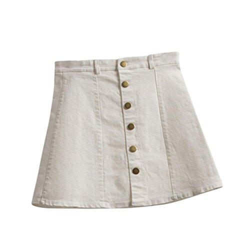 overmal-jupe-de-mode-feminine-style-coreen-jupe-en-jean-m-blanc