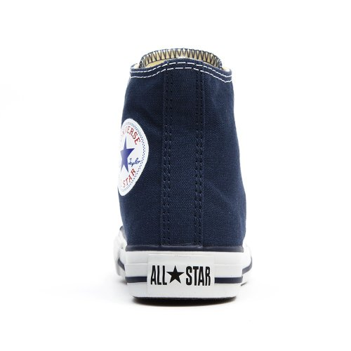Converse Ctas Core Hi, Baskets mode mixte adulte Bleu (Bleu Marine)