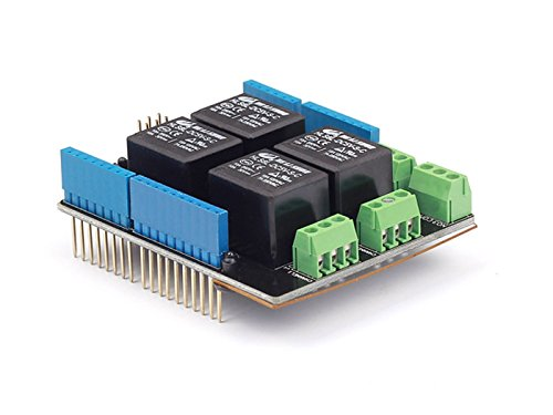 Amazon.co.uk - Arduino Relay Shield V3.0 4 channels