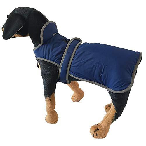 Marvvola Hundemantel für den Winter, warm, für kleine und mittelgroße ()