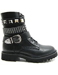 Amazon.es: Botas Moteras - Zapatos: Zapatos y complementos