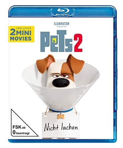 Pets 2 [Blu-ray] -