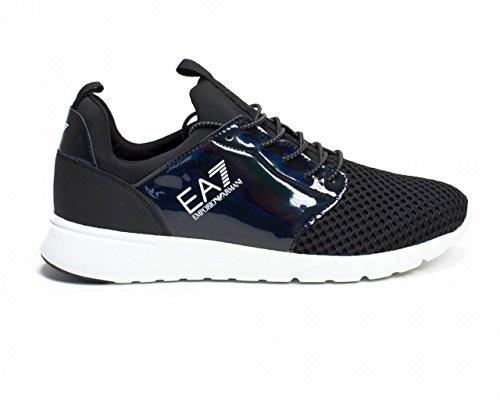 Sneakers EA7 EMPORIO ARMANI Homme 278090 7P299E00220 nero Noir