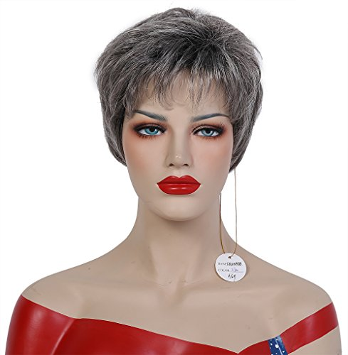 beauty-smooth-hair-capless-western-ladys-short-kanekalon-grey-curly-hair-wig-st52