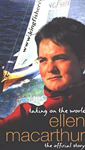 Ellen Macarthur: Taking On The World - The Official Story [VHS]