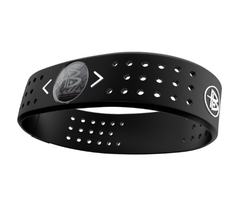 Power Balance Silikon Armband Evolution, Black, L, IWSA09WDBKWBLP (Balance Evolution Power)