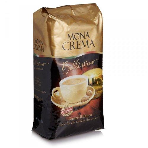 Röstfein Mona Crema Bellissimo Kaffeebohnen 1kg