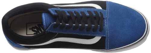 Vans U Old School (2 Tone), Baskets mode mixte adulte Bleu (Nautical Blue/B)