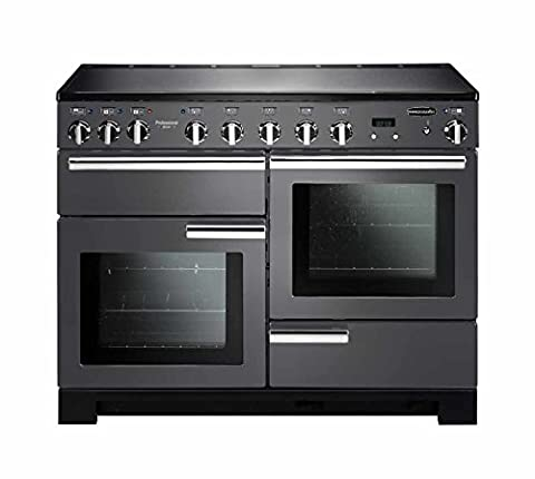 Rangemaster Professional Deluxe PDL110EISL/C 110cm Electric Range Cooker with Induction