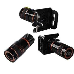 8x appareil photo Objectif zoom optique télescope pour téléphone portable