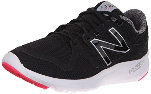 New Balance Coas D, Chaussures De Course À Pied Pour Femme Noir (black / Pink (018))