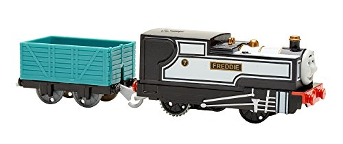 Fisher-Price – Thomas et ses amis – TrackMaster – Freddie – Locomotive Motorisée + Wagons