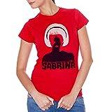 T-Shirt Sabrina Terrificanti Avventure Strega Witch Salem - Film Choose ur Color - Bambino-XS-Rossa